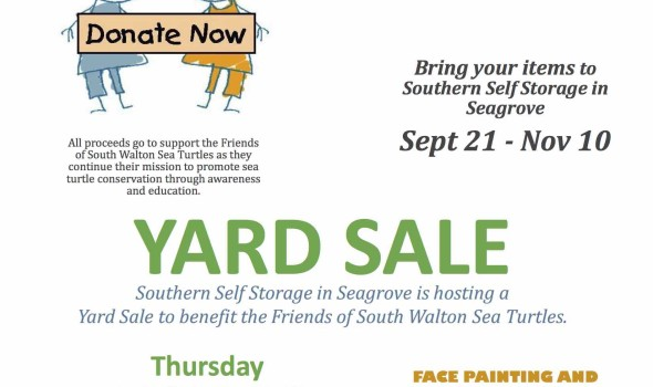 SSS Seagrove Fall 2015 Fundraiser Flyer