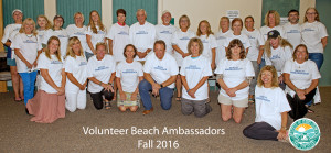 Volunteer Beach Ambassadors
